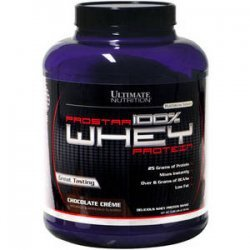 ProStar Whey Protein 2.3 кг від Ultimate Nutrition