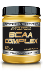 BCAA Complex 300 грамм от Scitec Nutrition
