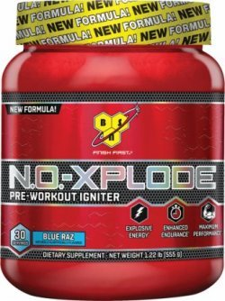 N.O. Xplode 3.0 (550 грам) від BSN