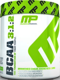 BCAA 3:1:2 Powder от MusclePharm 215 грамм