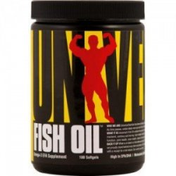 Fish Oil від Universal Nutrition 100 капсул