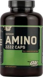 Superior Amino 2222 от Optimum Nutrition 150 капсул