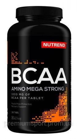 Amino BCAA Mega Strong 150 tabs від Nutrend