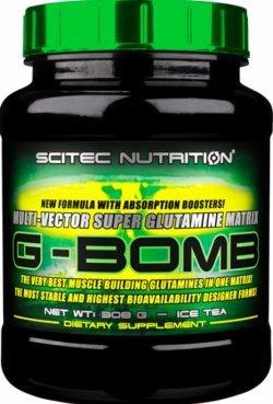 G-bomb 2 від Scitec Nutrition 500 грам