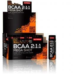 BCAA Mega Shot від Nutrend 20 шт х 60 мл