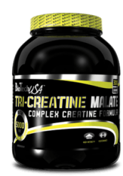 Tri-Creatine Malate 300 грамм от BioTech