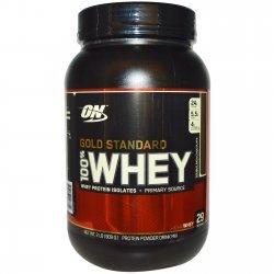100% WHEY GOLD STANDARD від Optimum Nutrition 910 грам