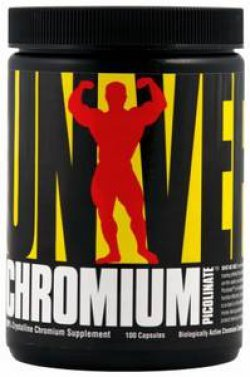 Chromium Picolinate от Universal Nutrition 100 капсул