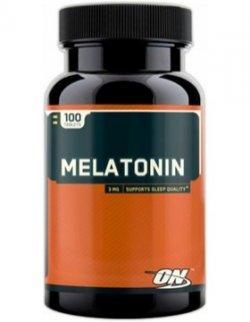 Melatonin (3mg.) от Optimum Nutrition 100 таб.