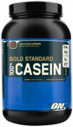 100% CASEIN Gold Standard від Optimum Nutrition 908 грам