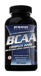 BCAA complex 2200 от Dymatize Nutrition 400 таб