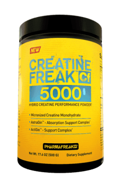 Creatine Freak 5000 (500 грам) від PharmaFreak