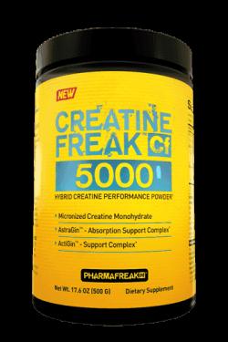 Creatine Freak 5000 (500 грамм) от PharmaFreak