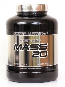 Mass 20 от Scitec Nutrition 4 кг