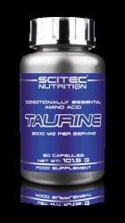 Taurine 90 caps от Scitec Nutrition