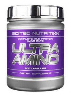 Ultra Amino 200 caps від Scitec Nutrition
