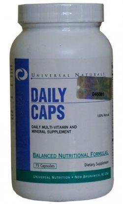 Daily Caps від Universal Nutrition 75 капсул