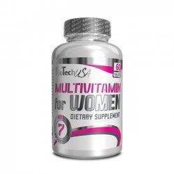 Multivitamin for Women від BioTech 60 tabs