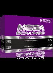MEGA BCAA 1400 (120 caps) от Scitec Nutrition