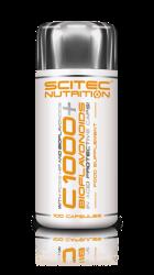 Vitamin C 1000 + Bioflavonoids от Scitec Nutrition 100 caps
