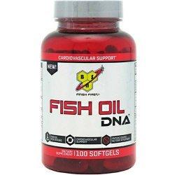 Fish Oil DNA 100 softgel капс от BSN