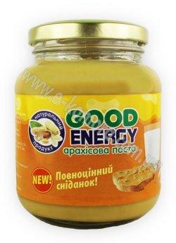 Классическая арахисовая паста 460 грамм от Good Energy