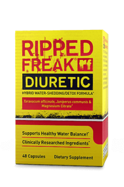 Ripped Freak Diuretic 48 caps от PharmaFreak