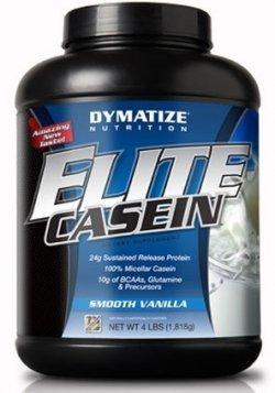 Elite Casein від Dymatize nutrition 920 гр