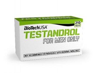 Testandrol 210 tabs от BioTech