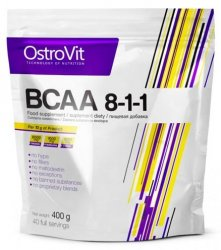 BCAA 8:1:1 (400 гр) от OstroVit