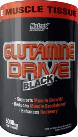 Glutamine Drive Black від Nutrex Research 300 грам