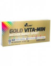 Gold VITA-MIN anti-OX super sport 60 caps от Olimp Labs