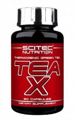 Tea X 90 caps от Scitec Nutrition