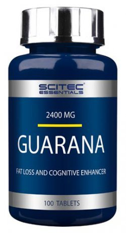 Super Guarana від Scitec Nutrition 100 таб