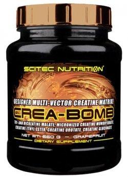 Crea-Bomb 600 грамм от Scitec Nutrition