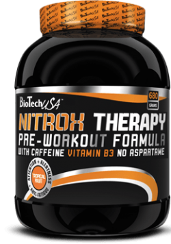 Nitrox Therapy 340 грамм от BioTech