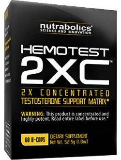 HemoTest 2XC 60 caps от NutraBolics