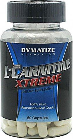 L-carnitine Xtreme 60 капс від Dymatize Nutrition