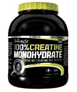 100% Creatine Monohydrate 1 кг от BioTech