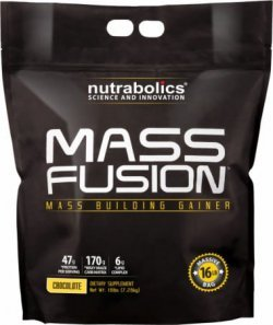 Mass Fusion 7,25 кг від NutraBolics
