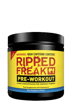 Ripped Freak Pre-Workout 200 грамм от PharmaFreak
