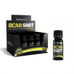 BCAA Shot - zero carb 20x60 ml от Biotech