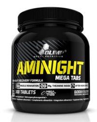 Aminight Mega Tabs 300 таб от Olimp Labs