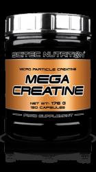 Mega Creatine 150 caps от Scitec Nutrition