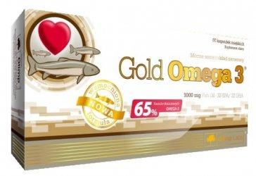 Omega 3 65% 60 caps от Olimp Labs