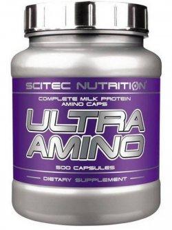 Ultra Amino 500 caps от Scitec Nutrition