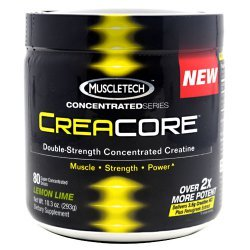 CreaCore Concentrated Series от MuscleTech 280 грамм