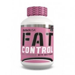 Fat Control 120 tabs от BioTech