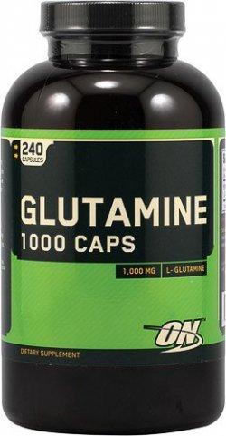 Glutamine Caps 1000 от Optimum Nutrition 120 капсул