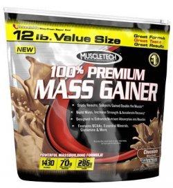 100% Premium Mass Gainer від MuscleTech 5,5 кг